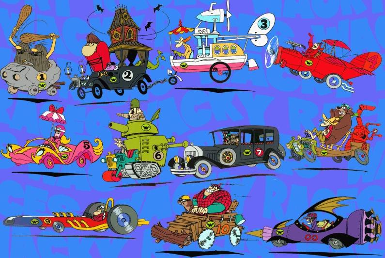 autos locos wacky race1