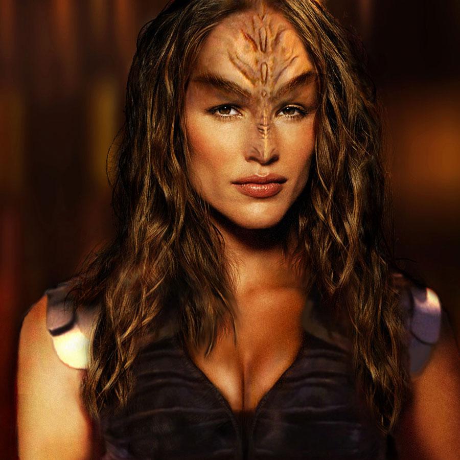 sexy klingon