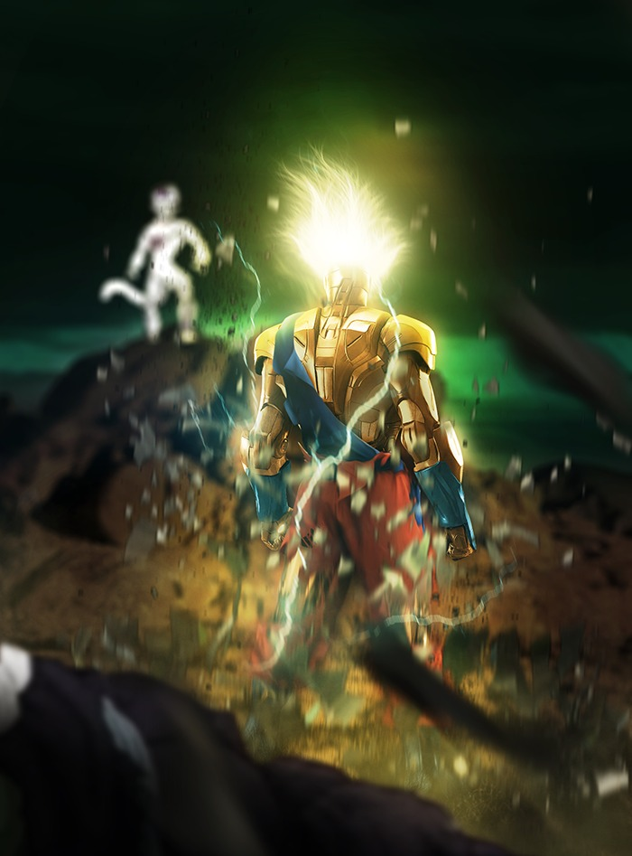 super_iron_saiyan_by_bosslogic-d5qd5vy