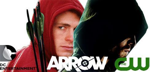 Arrow Season 2 Roy Haryper Arsenal