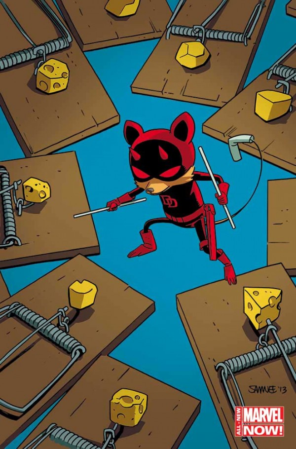 Daredevil-1-Chris-Samnee-Animal-Variant