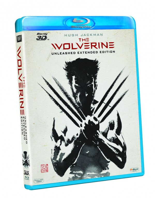 THE WOLVERİNE-3D-BD
