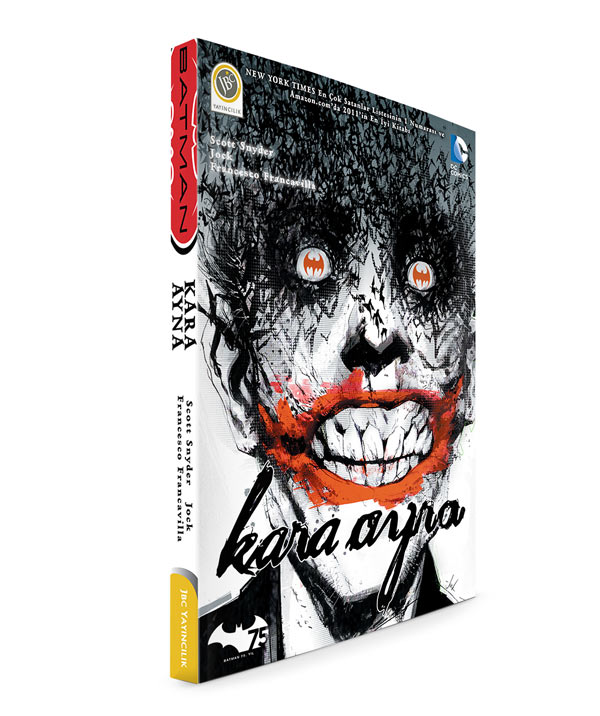 Batman-Black-Mirror-3D-Kapak