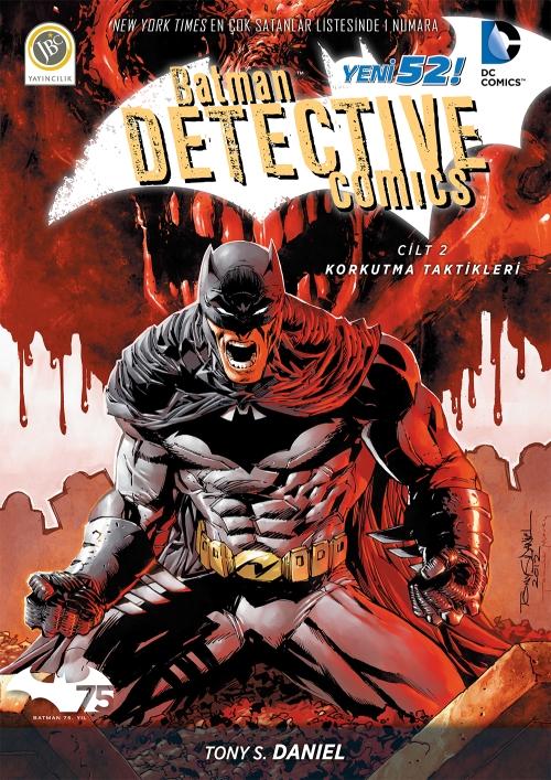 Detective Comics Korkutma Taktikleri Küçüka