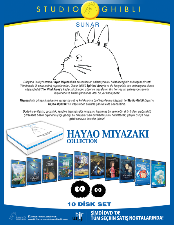 Miyazaki Collection