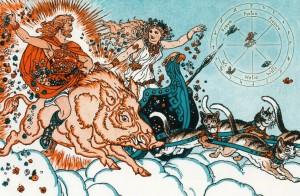 Freyja & Freyr