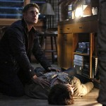 "Supernatural -- ""Red Meat"" -- Image SN1117a_0138.jpg -- Pictured (L-R): Jensen Ackles as Dean and Jared Padalecki as Sam -- Photo: Bettina Strauss/The CW -- © 2016 The CW Network, LLC. All Rights Reserved"