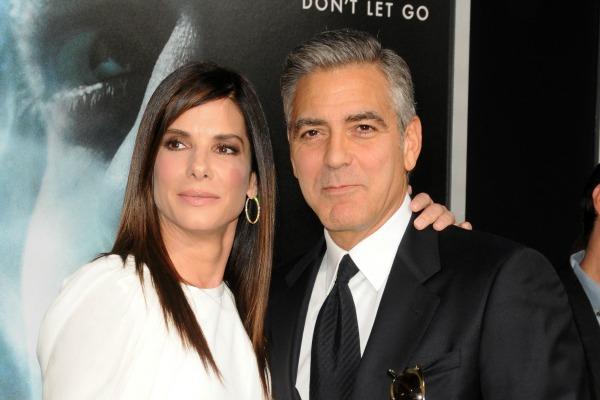 "New York Premiere of ""Gravity"" - arrivals Featuring: Sandra Bullock,George Clooney Where: Manhattan, NY, United States When: 02 Oct 2013 Credit: Ivan Nikolov/WENN.com"