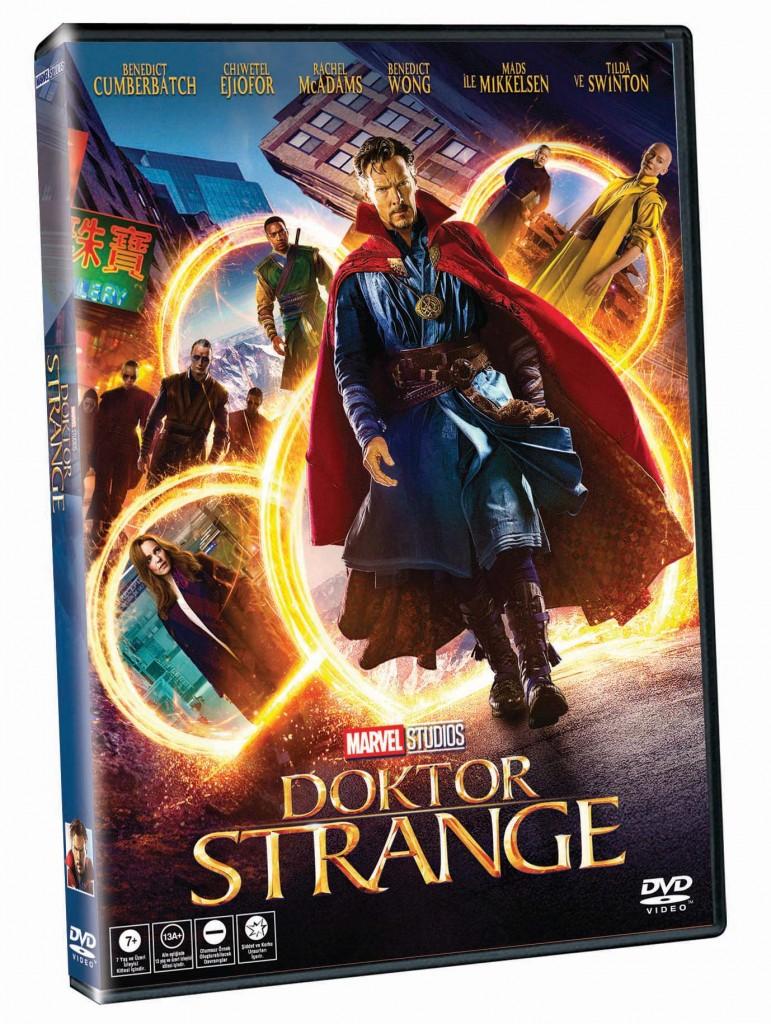 DR.STRANGE DVD 3D