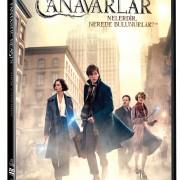 Fantastic Beasts_DVD