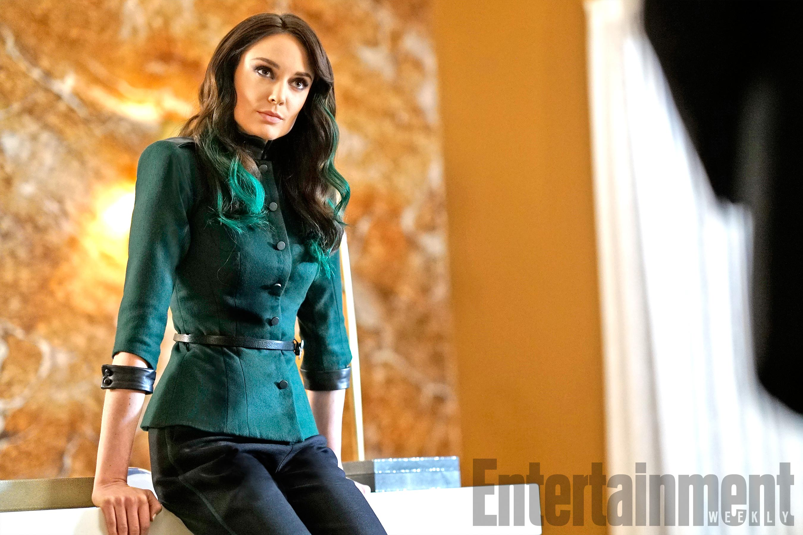 "MARVEL'S AGENTS OF S.H.I.E.L.D. - ""What If..."" (ABC/Jennifer Clasen) MALLORY JANSEN"