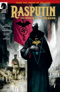 Rasputin The Voice of the Dragon Cover 1 A