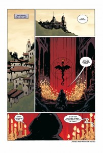 Rasputin The Voice of the Dragon 1 Page 1