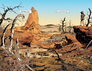 The Goddamned - Vol. 1 İç Sayfa 1