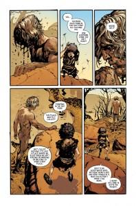 The Goddamned - Vol. 1 İç Sayfa 2