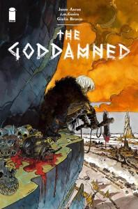 The Goddamned - Vol. 1 Kapak Variant