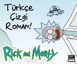 Rick and Morty Türkçe!