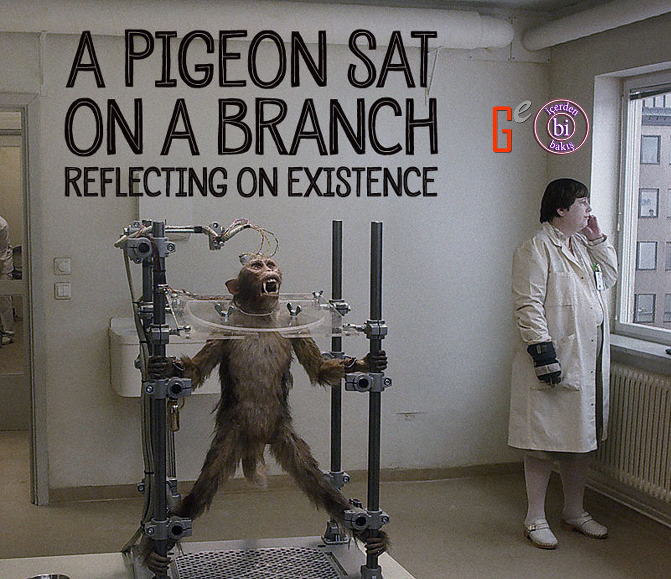 İçerden Bi Bakış – EP22 –  A Pigeon Sat on a Branch Reflecting on Existence